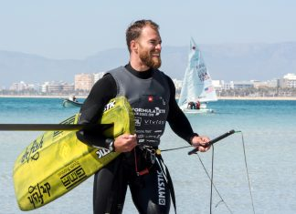 Alejandro Climent - Formula Kite Spain Series 5