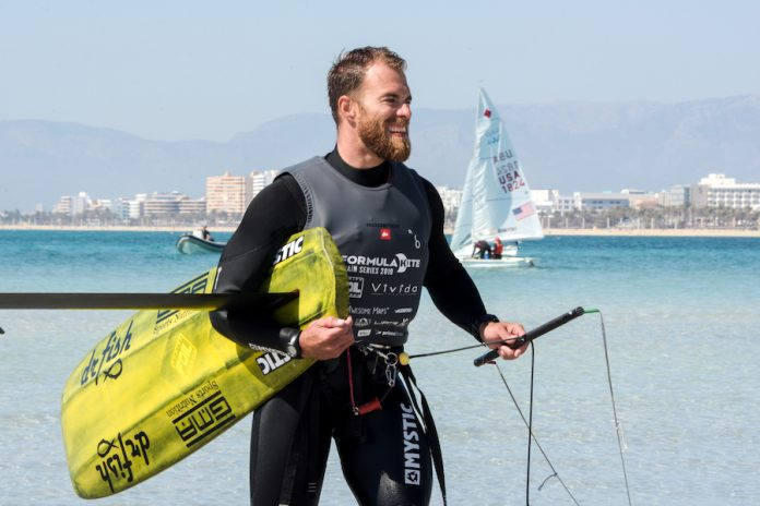 Alejandro Climent - Formula Kite Spain Series 5