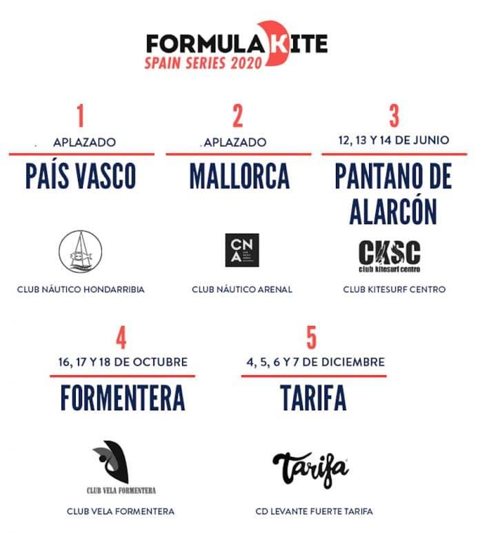 Formula Kite Spain Series 2020 - 2