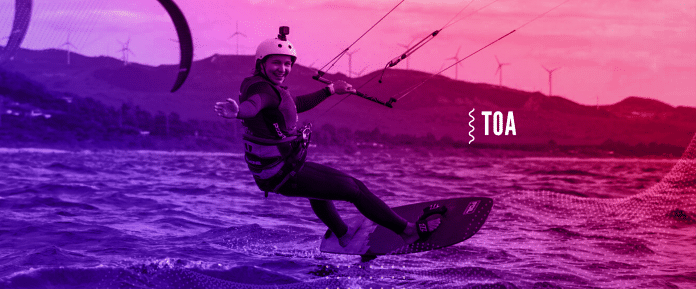 Banner Toa - Formula Kite Spain Series 2020