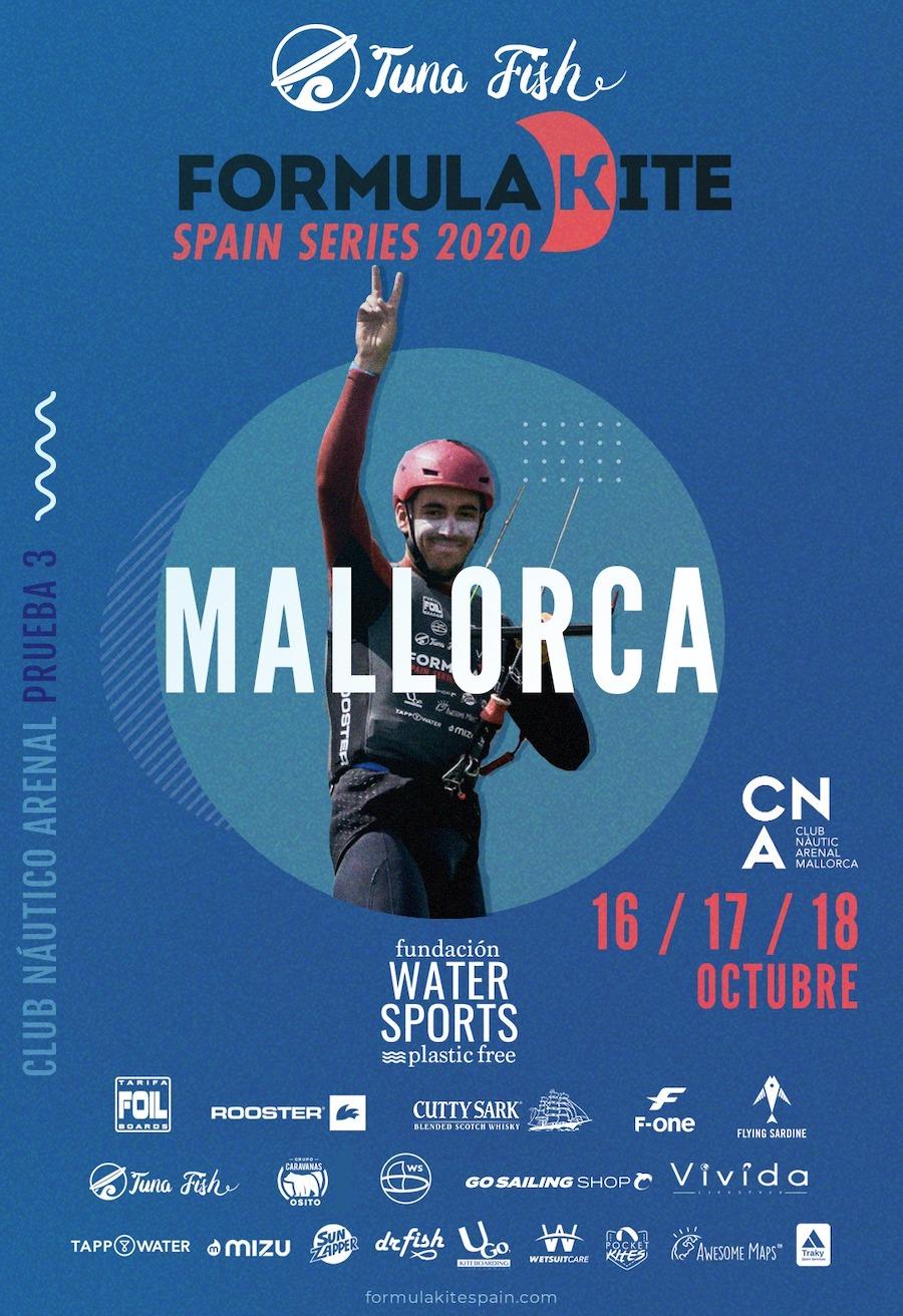 Cartel FKSS 2020 Mallorca - 900N